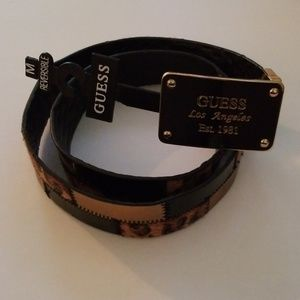 Guess Reversable Belt